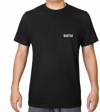 T-shirt Martha bier - the brew society