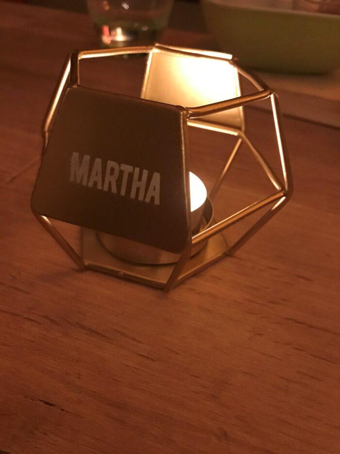 candleholder Martha the brew society webshop